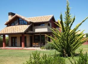 Casas de madera en Zaragoza