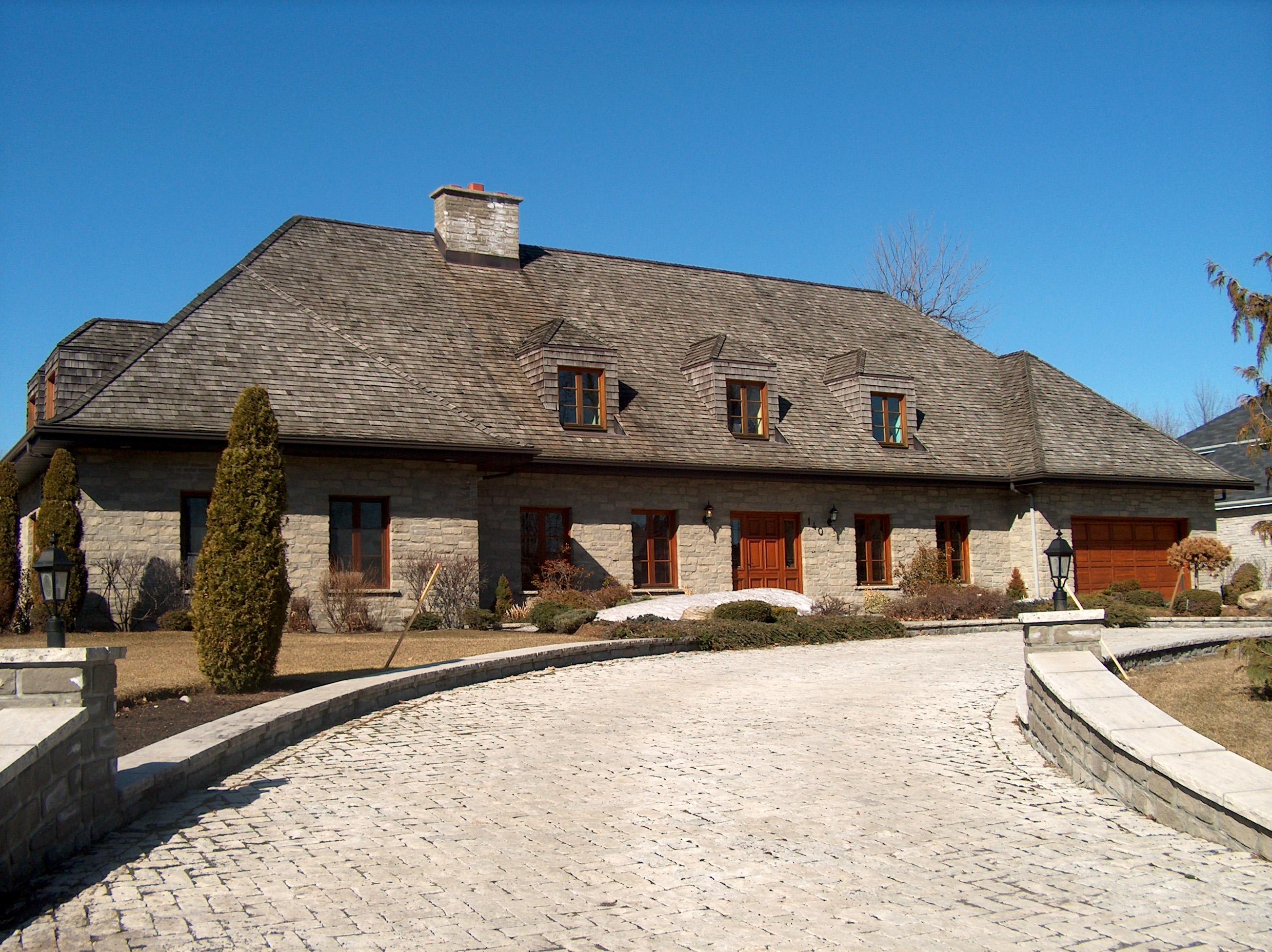Fotos de exterior de Casas Canadienses Construcciones Canadienses