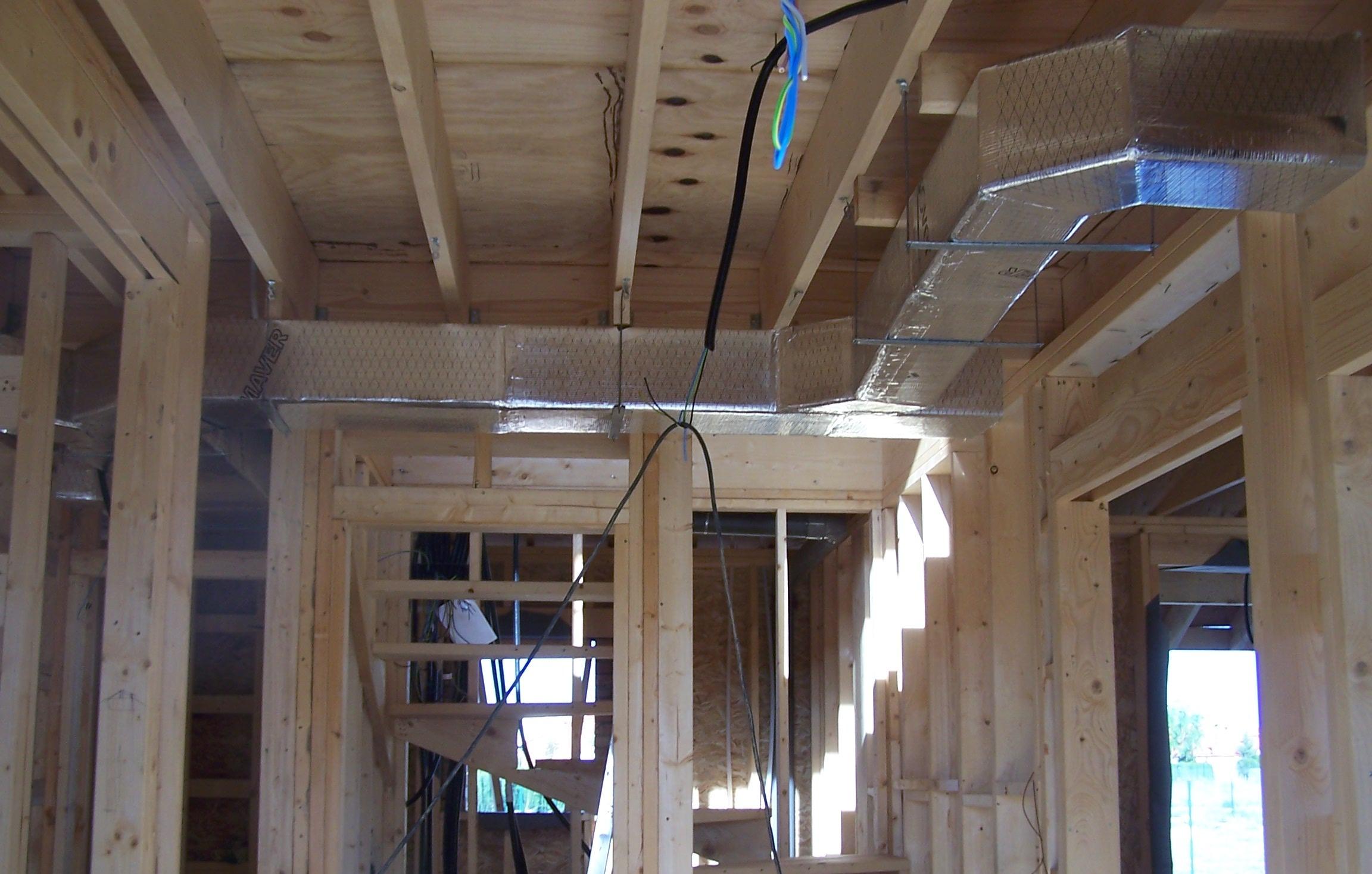 Casas de madera canadienses construcciones canadienses - Casas canadienses de madera ...