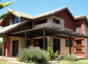 Revestimiento exterior 3. Casas de madera