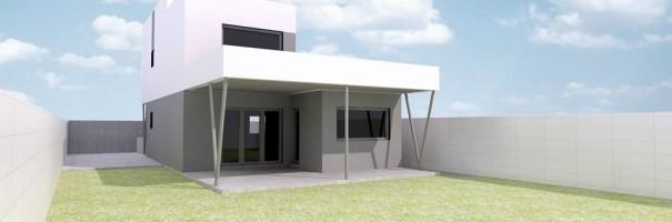 Vivienda pasiva o passivhaus en zaragoza construcciones - Casas canadienses en espana ...