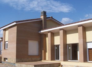 9.Casas de madera