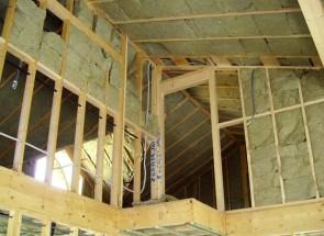Aislamientos 1. Casas de madera