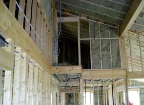 Aislamientos 2. Casas de madera
