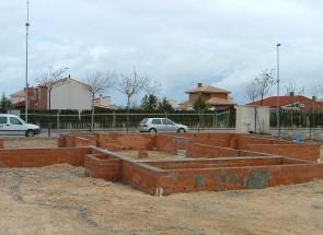 Cimentacion 1. Casas de Madera