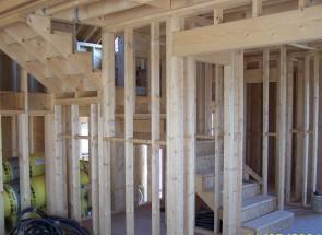 Estructura 2.Casas de madera