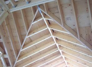 Estructura 4. Casas de madera