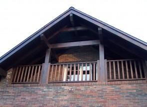 Revestimiento exterior 1. Casas de madera